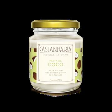 Imagem de Pasta de  Coco - Castanharia 210g