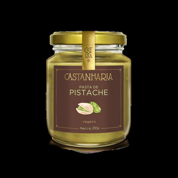 Imagem de Pasta de  Pistache - Castanharia 210g
