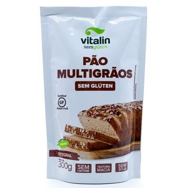 Imagem de Mistura para pão integral 300g - Vitalin
