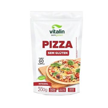 Imagem de Mistura de  pizza integral  200g - Vitalin