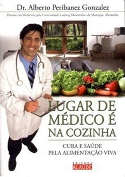 Imagem de Livro lugar de medico e na cozinha