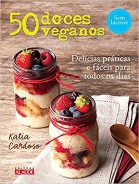Imagem de Livro 50 doces vegano