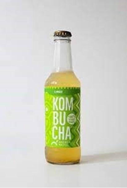 Imagem de Kombucha de limão 275ml - Tempero e Saúde