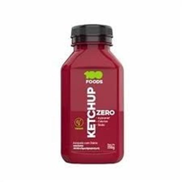 Imagem de Ketchup  Zero - 100 Foods 350g
