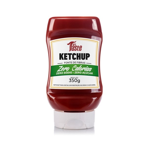 Imagem de Ketchup Zero Mrs Taste 350g