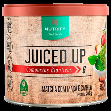 Imagem de Juiced Up Nutrify Matcha Com Maçã E Canela 200g