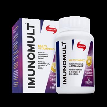Imagem de Imunomult 30 Cápsulas - Vitafor