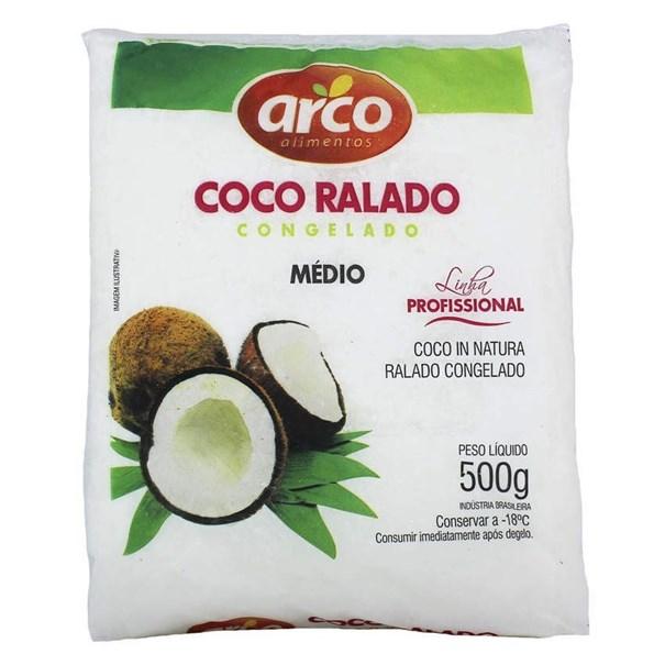 Imagem de Coco Fita Congelado - Fruto Coco 500g