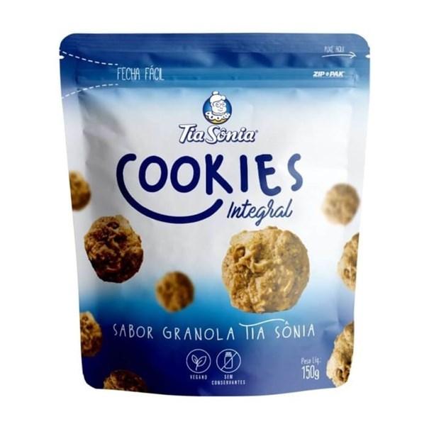 Imagem de Cookies Tia Sonia Granola 150g