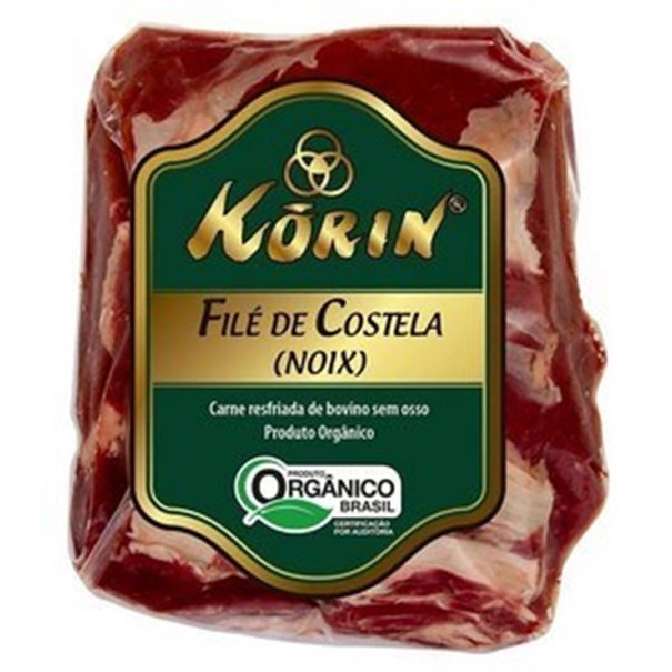 Imagem de Contra filé bovino orgânico Korin (100g)