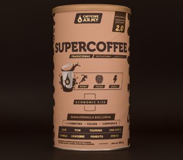 Imagem de SuperCoffee 2.0 Economic Size Caffeine Army 380g
