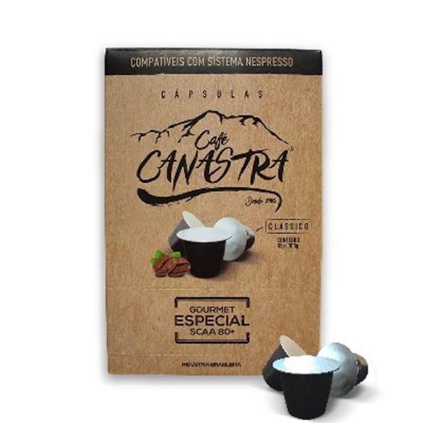 Imagem de Cafe Canastra Classico Caps 50g