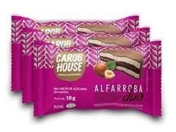 Imagem de Alfarroba Duo Carob House 18g