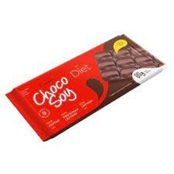 Imagem de Chocolate ao leite diet  80g-Chocosoy