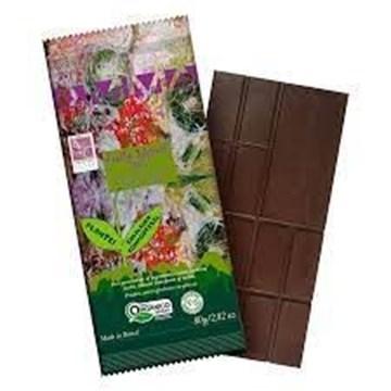 Imagem de Chocolate gula merah orgânico 70% cacau 80g - Amma