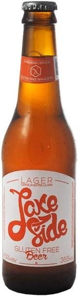 Imagem de Cerveja sem glúten 310ml - Laxe Side