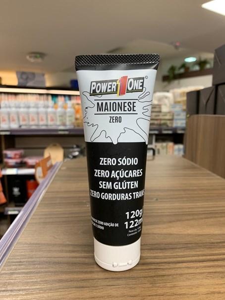 Imagem de Maionese Zero - Power One 120g