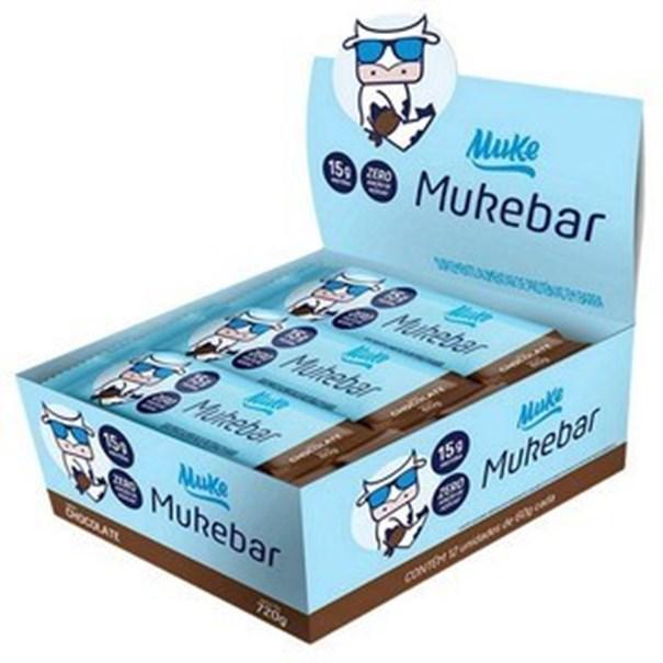 Imagem de MukeBar  Chocolate - Mais Mu 60g