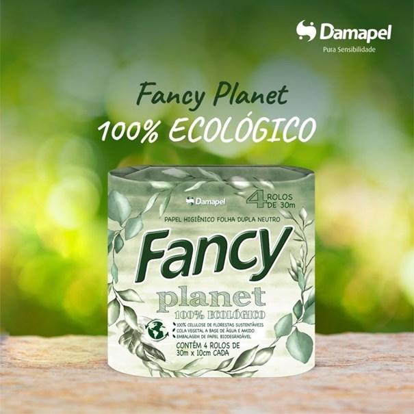 Imagem de Papel Higienico  Ecológico - Fancy