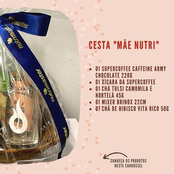 """Imagem de Cesta Especial """"Mãe Nutri"""" (ref. Cesta Especial Mães N2)"""