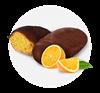 Imagem de Bolinho Laranja Coberto com Chocolate - Celivita  40g