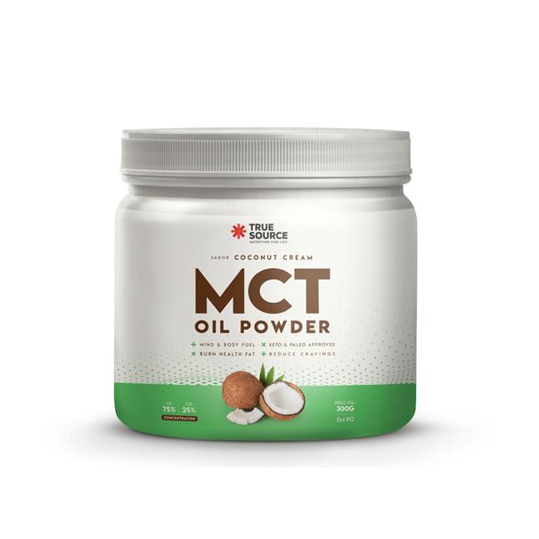Imagem de Mct Oil Powder - True Source 300g