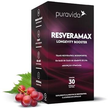 Imagem de Resveramax - Puravida 30cps