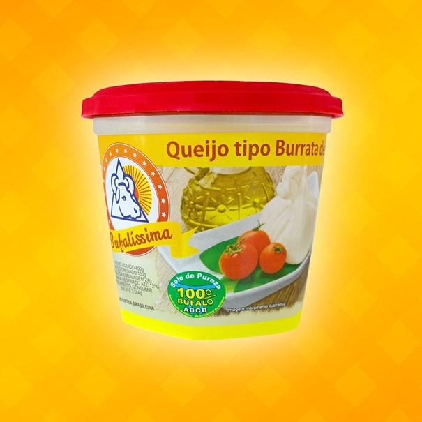 Imagem de Queijo Burrata Bufalissima 150g