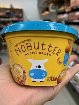 Imagem de Nobutter Manteiga Vegana - Nomoo  200g