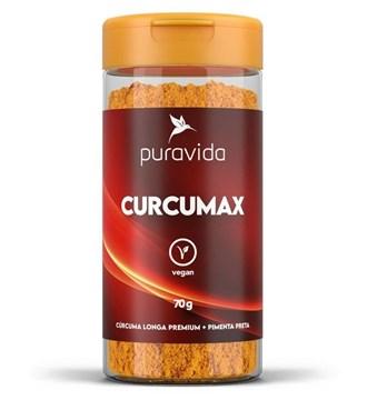 Imagem de Curcumax Premium  Pura Vida Po 70g