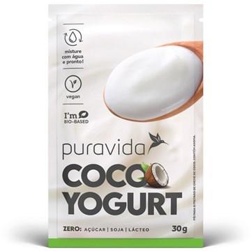 Imagem de Coco yogurt - Puravida 30g