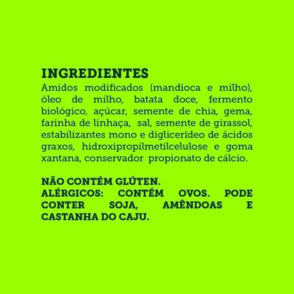 Imagem de Pão  de Forma Batata Doce com Grãos - Grani Amici 420g
