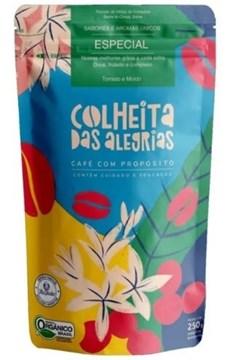 Imagem de Café Orgânico Colheitas das Alegrias Especial Moido 250g