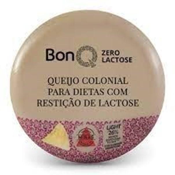 Imagem de Queijo Colonial sem lactose Bonq 450g