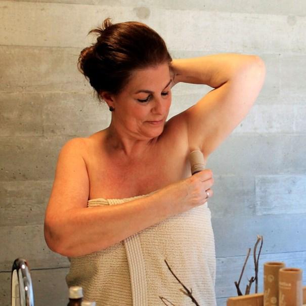 Imagem de Desodorante 100 Natural Positiva de Lavandinha e Melaleuca 50g