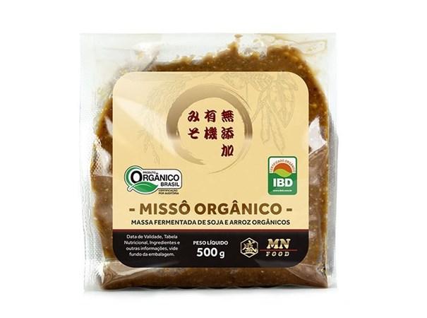 Imagem de Misso Organico Mn Food 500g