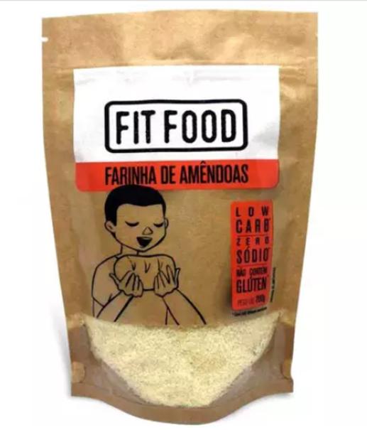 Imagem de Farinha de Amendoas Fit Food 200g