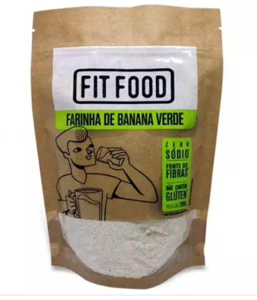 Imagem de Farinha de Banana Verde Fit Food 200g