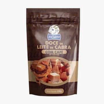 Imagem de Doce de Leite de Cabra com Cafe em Tabletes 130g