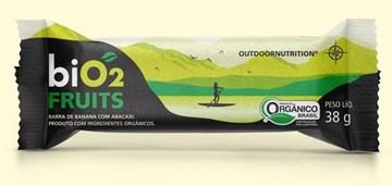 Imagem de Barra de Banana e Abacaxi - Bio2 Fruits Organica 38g