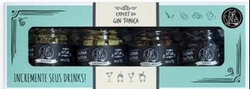 Imagem de Kit Especiarias Gin Tônica -  Br Spices 40g