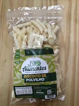 Imagem de Biscoito de  Polvilho -  Bio Alimentos Chia 80g