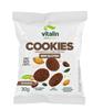 Imagem de Cookies s/glúten amaranto  com cacau 30g - Vitalin