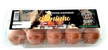 Imagem de Ovos Caipira Doninho com 10 und