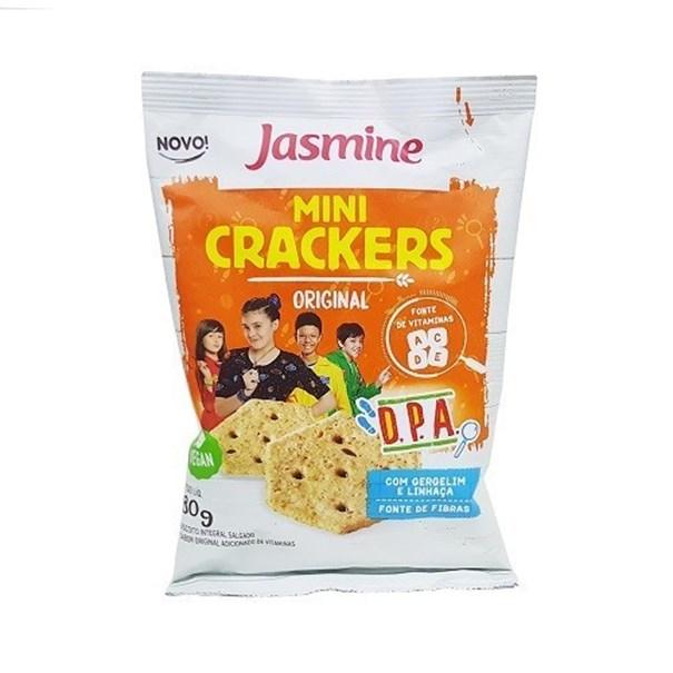 Imagem de Mini Cracker Integral Jasmine Dpa Original 80g