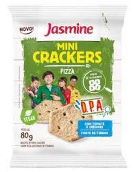 Imagem de Mini Cracker Integral Jasmine Dpa Pizza 80g