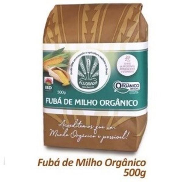 Imagem de Fubá de Milho Organica Alvorada Organicos 500g