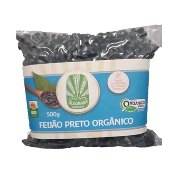 Imagem de Feijao Preto Organico -  Alvorada  500g