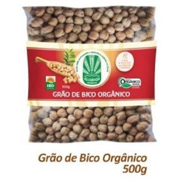 Imagem de Grao de Bico Organico - Alvorada  500g