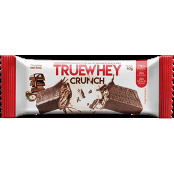 Imagem de True Whey Crunch - Chocolate com Avela 40g